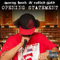 "Cover art from Young Haak's ""Opening Statement"""