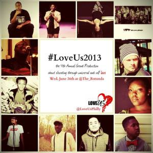 The 4th Annual 'Love Us' Grand Production