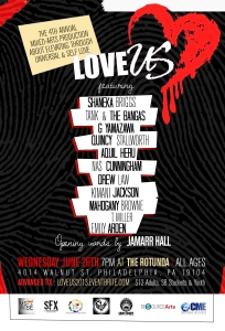 """The 4th Annual 'Love, Us' Grand Production"""
